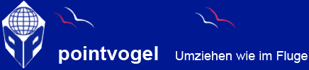 Pointvogel Umzüge München Aschheim Logo
